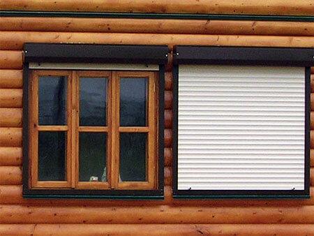 Магазин рольставни - Рольставни на окна и двери в Москве